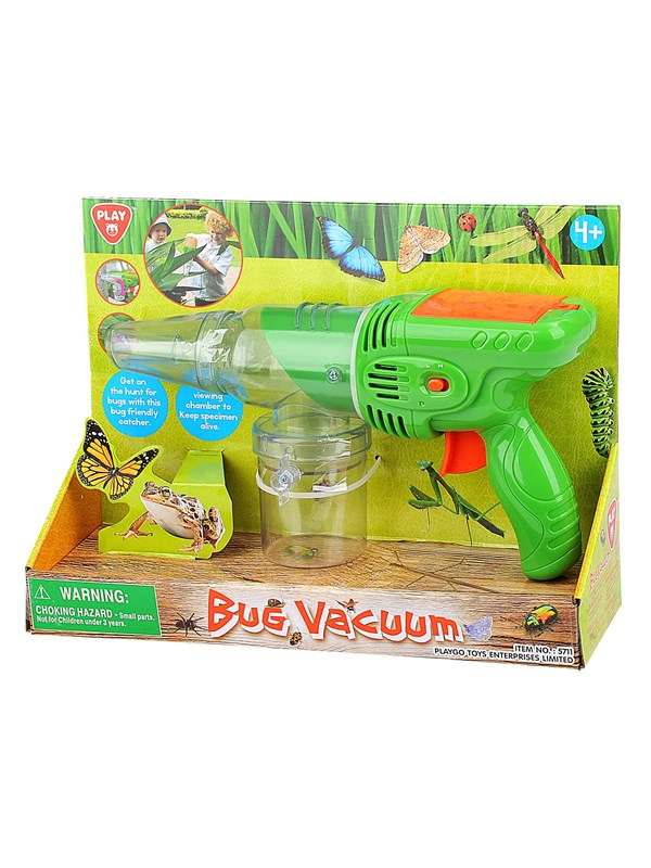 Image of   PLAY Bug Vacuum B/O