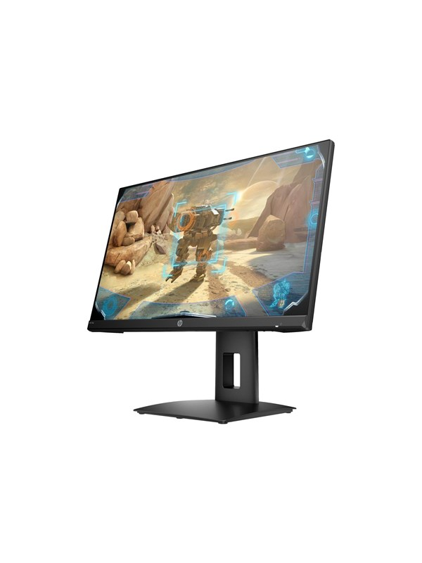 HP 24″ Skærm 24x Gaming Display – Sort – 1 ms AMD FreeSync