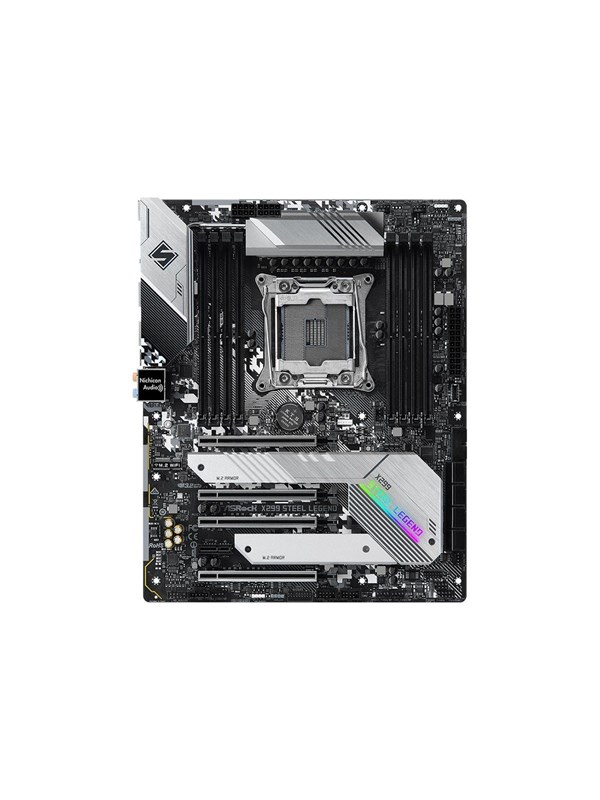 Image of   ASRock X299 Steel Legend Bundkort - socket -