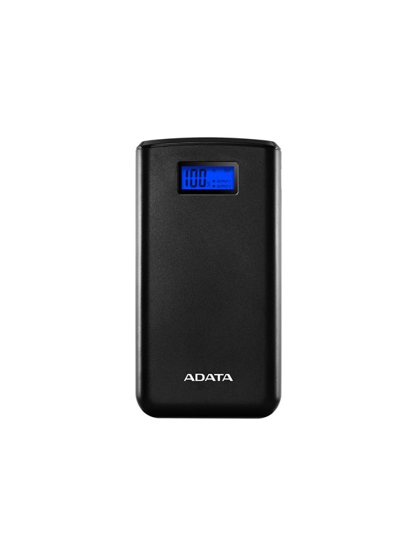 Image of   A-Data ADATA S20000D Powerbank - Sort -