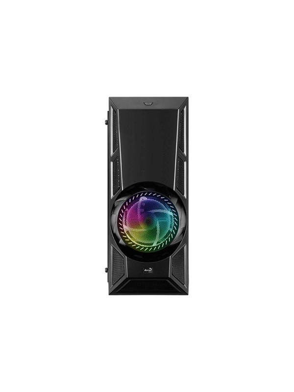 Image of   AeroCool AeroEngine RGB - Kabinet - Miditower - Sort