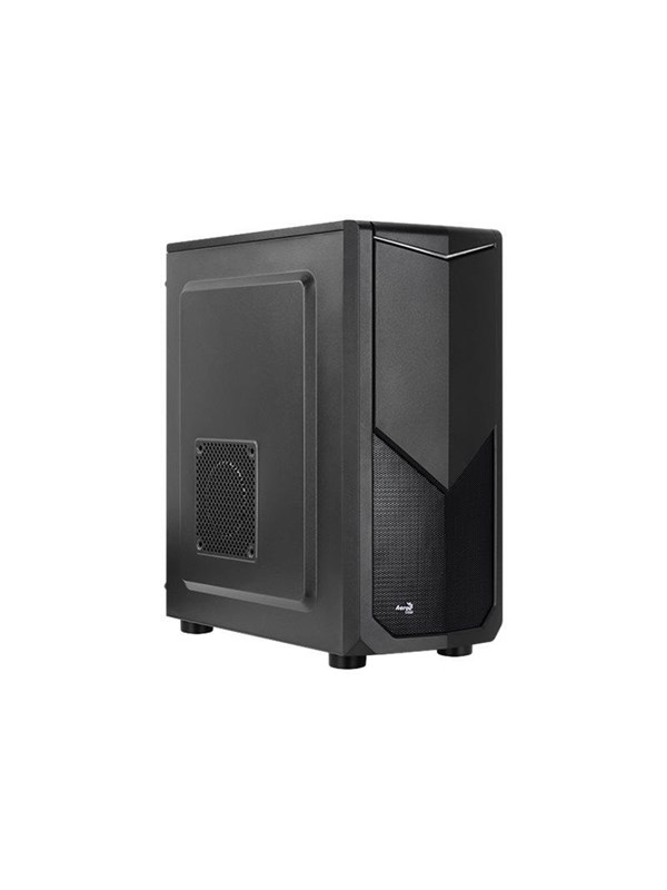 Image of   AeroCool Tomahawk - mid tower - ATX - Kabinet - Miditower - Sort