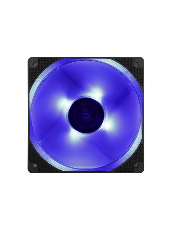 Image of   AeroCool Motion 12 Plus Blue - Kabinet Køler - 120 mm -