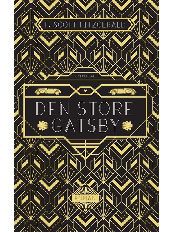 Image of   Den store Gatsby