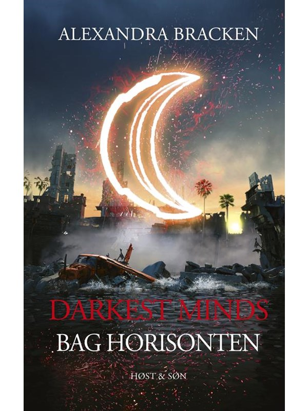 Image of   Darkest Minds - Bag Horisonten