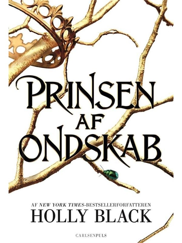Image of   Folk of the Air (1) - Prinsen af ondskab
