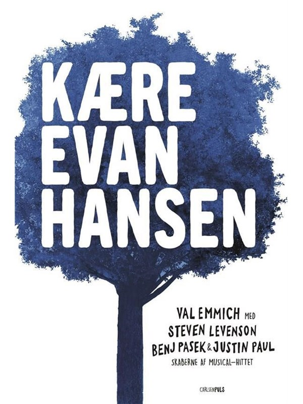 Image of   Kære Evan Hansen