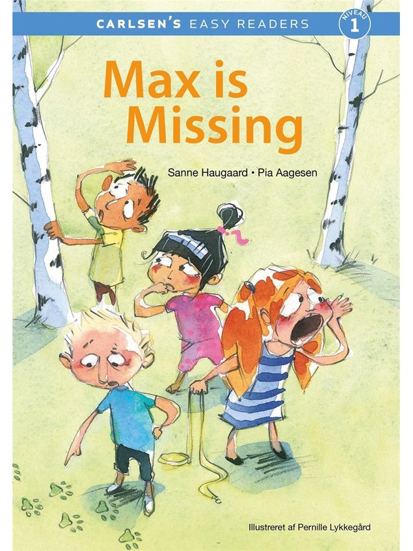 Image of   's Easy Readers - Max is Missing
