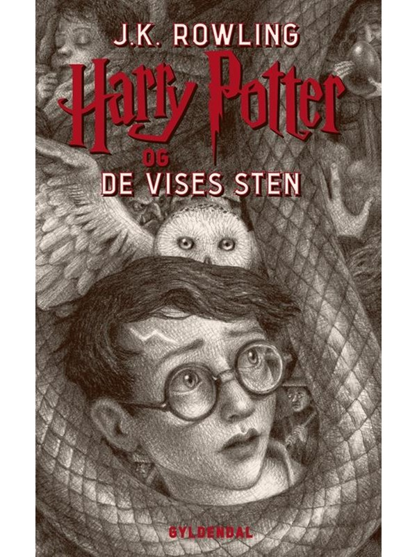 Image of   Harry Potter 1 - Harry Potter og De Vises Sten