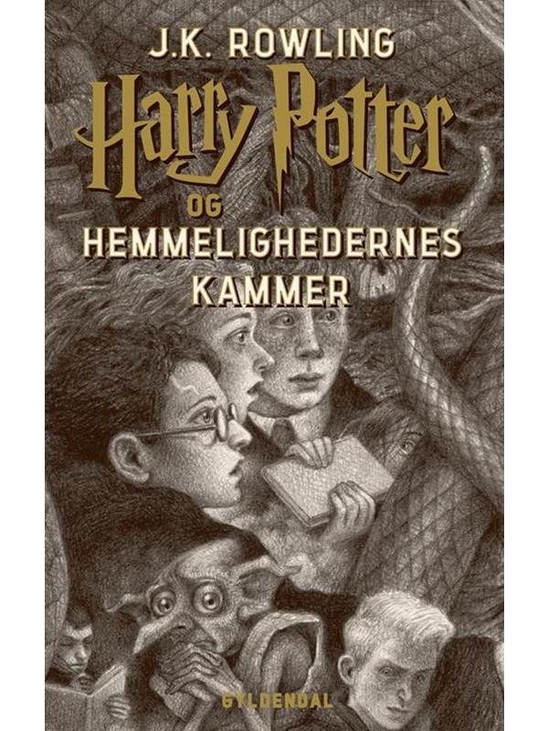Image of   Harry Potter 2 - Harry Potter og Hemmelighedernes kammer