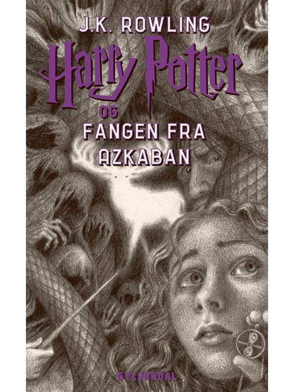 Image of   Harry Potter 3 - Harry Potter og fangen fra Azkaban