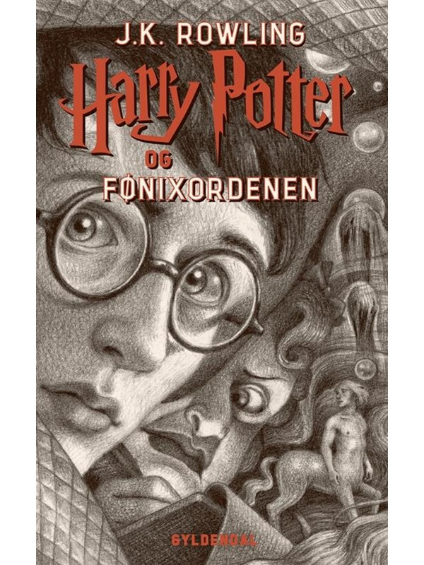 Image of   Harry Potter 5 - Harry Potter og Fønixordenen