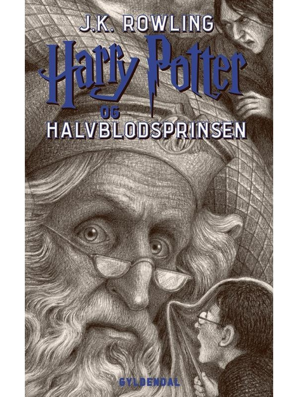 Image of   Harry Potter 6 - Harry Potter og Halvblodsprinsen
