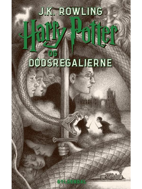 Image of   Harry Potter 7 - Harry Potter og Dødsregalierne