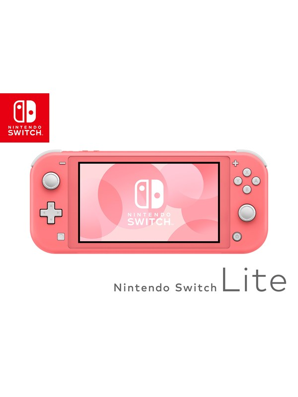 Image of   Nintendo Switch Lite - Coral