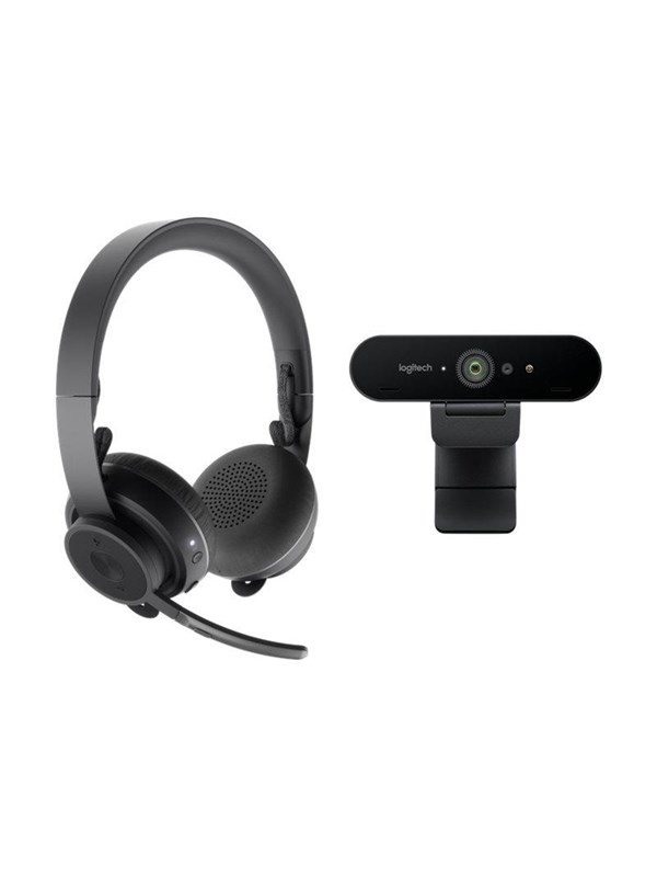 Image of   Logitech Pro Personal Video Collaboration Kit - video conferencing kit