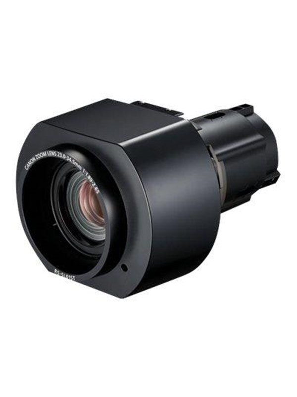 Image of   Canon RS-SL01ST - standard throw zoom lens - 23 mm - 34.5 mm