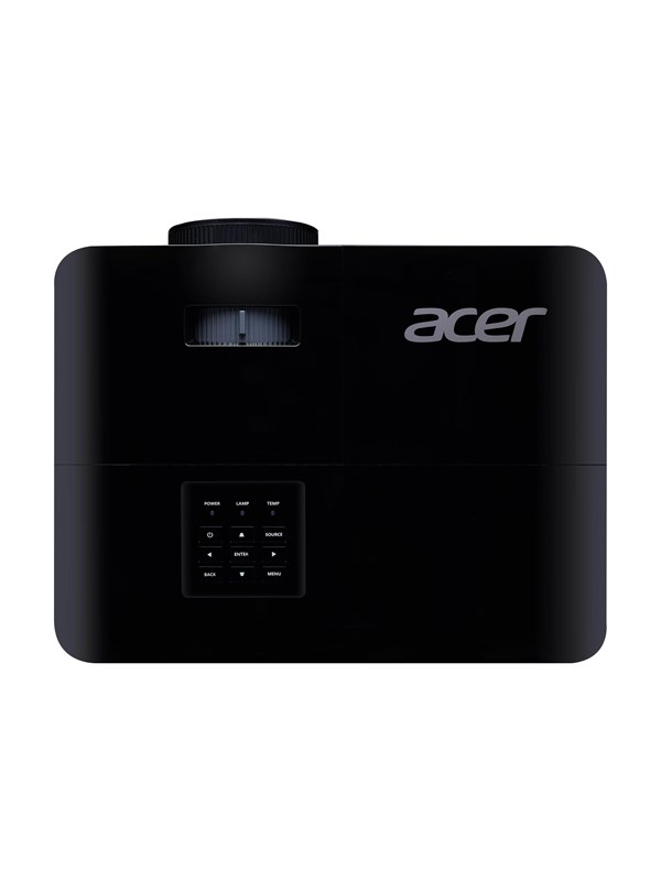 Image of   Acer Projektor X118HP - DLP projector - portable - 3D - 800 x 600 - 4000 ANSI lumens