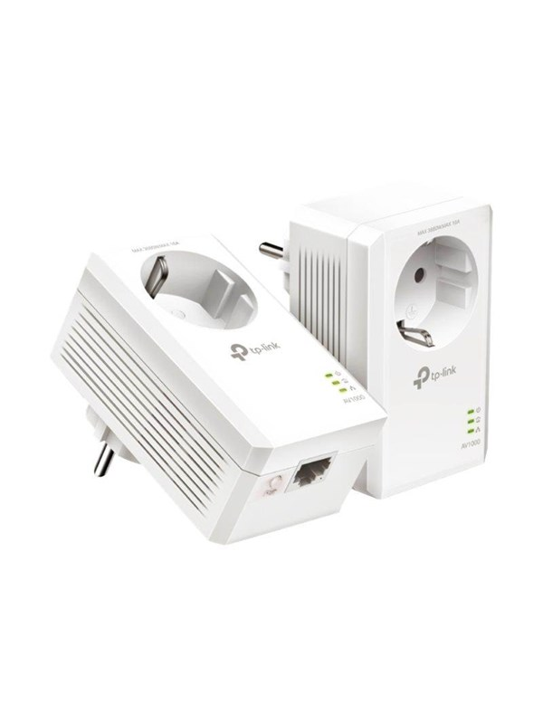 Image of   TP-Link AV1000 Homeplug