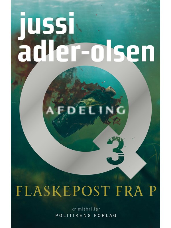 Image of   Flaskepost fra P