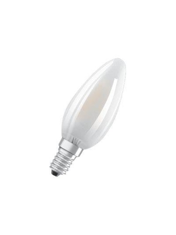 Image of   LEDVANCE LED Pære OSRAM BASE CLASSIC B E14