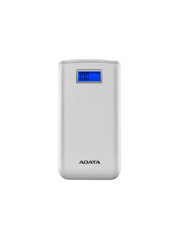 Image of   A-Data ADATA S20000D Powerbank - Hvid -