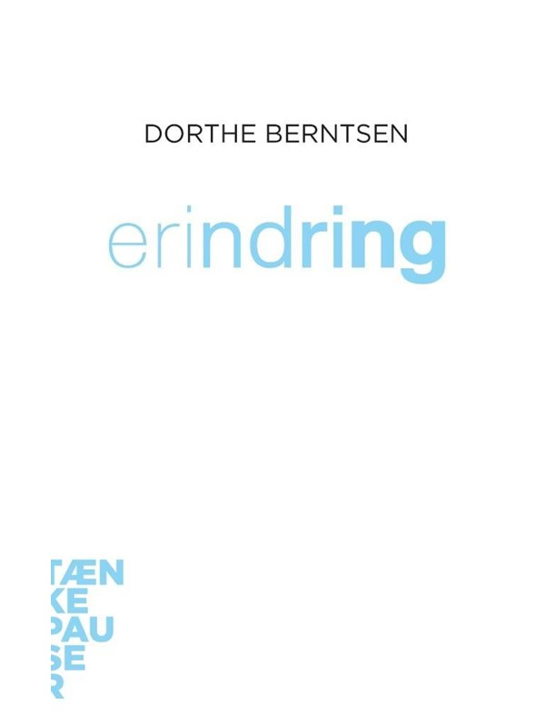 Image of   Erindring