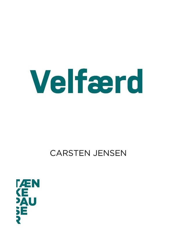 Image of   Velfærd
