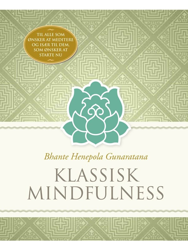 Image of   Klassisk mindfulness