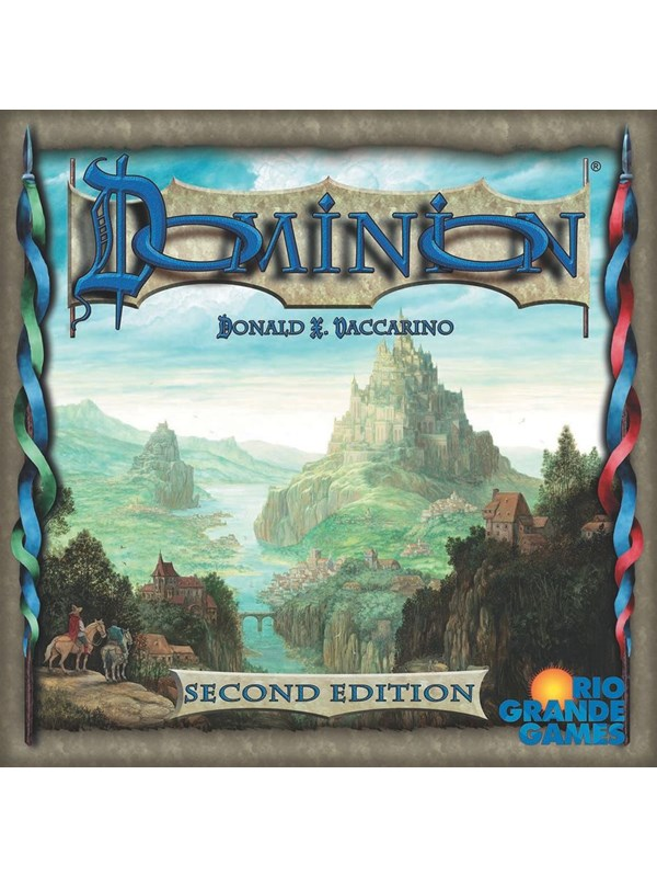 Image of   Asmodee Dominion 2nd Ed. (ENG)
