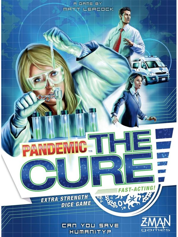 Pandemic Cure (ENG)