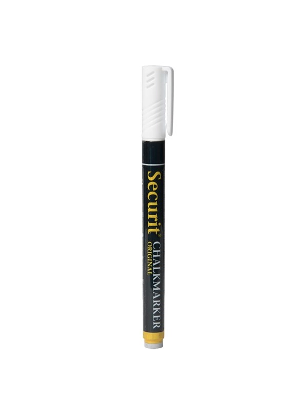 Image of   SECURIT Liquid chalkmarker white 1-2mm