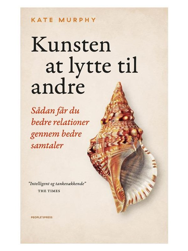 Image of   Kunsten at lytte til andre