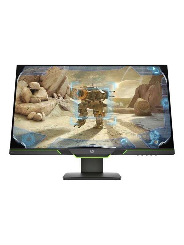HP 27″ Skærm X27i Gaming Monitor – Sort – 4 ms AMD FreeSync
