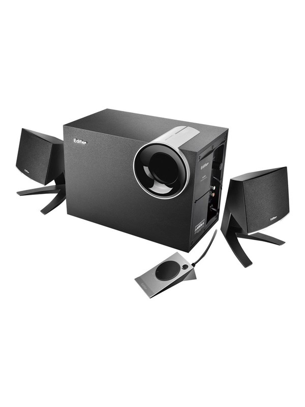 Image of   Edifier M1380 - speaker system - for PC - 2.1 Kanal -