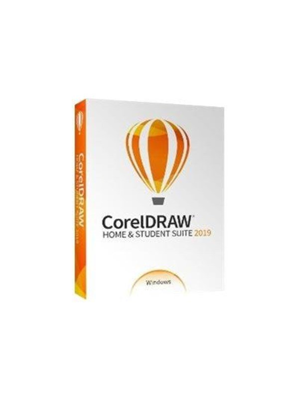 Image of   Corel DRAW Home & Student Suite 2019 - Engelsk