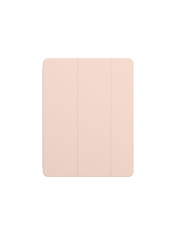 "Image of   Apple Smart Folio for 12.9"" iPad Pro (2018 & 2020) - Pink Sand"