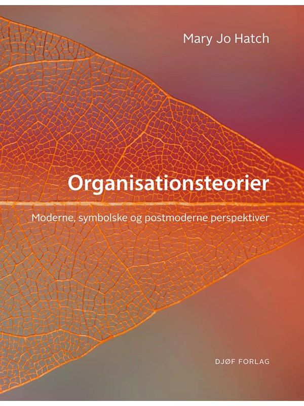 Image of   Organisationsteorier