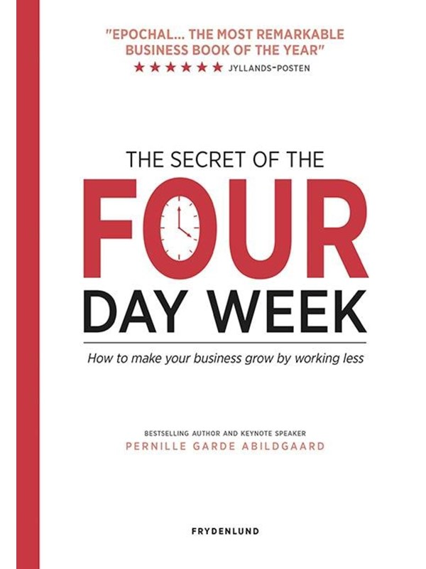 Image of   The secret of the four-day week