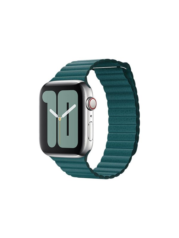 Image of   Apple 44mm Leather Loop - watch strap