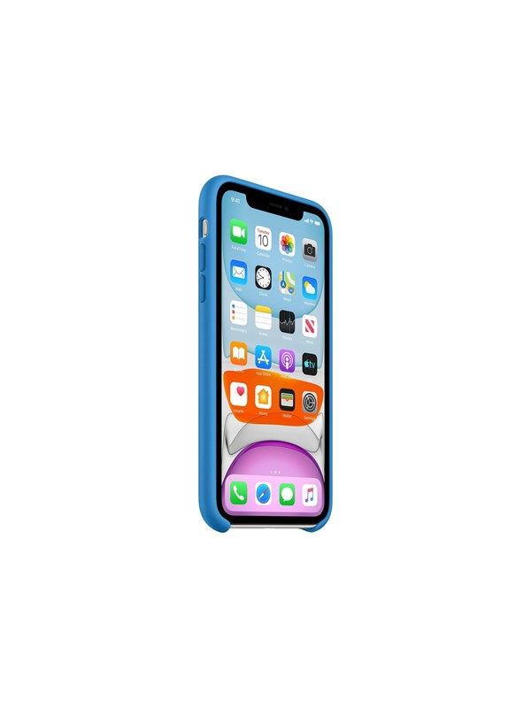 Image of   Apple iPhone 11 Silicone Case Surf Blue