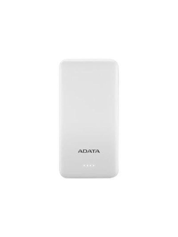 Image of   A-Data ADATA T10000 Powerbank - Hvid -
