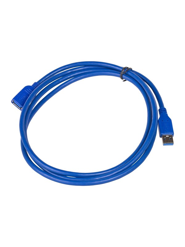 Image of   Akyga AK-USB-10 - USB extension cable - 1.8 m