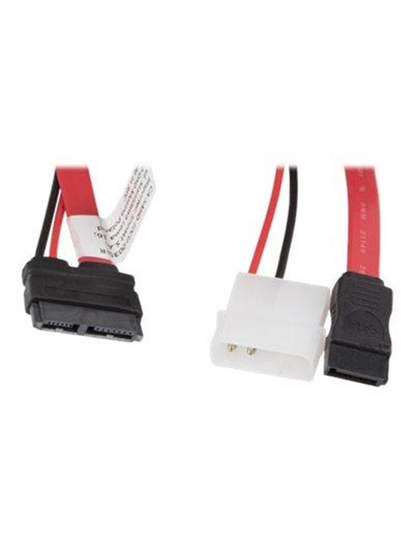 Image of   Lanberg SATA cable - 45 cm