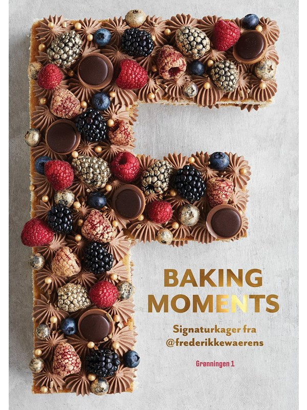 Image of   Baking moments