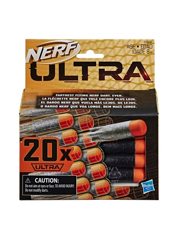 Image of   NERF Ultra 20 Darts refill