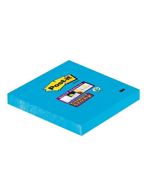 Image of   3M Post-it Self-Stick 654-6SP-EB
