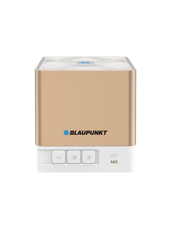 Image of   Blaupunkt BT02GOLD Blaupunkt Portable bluetooth sp