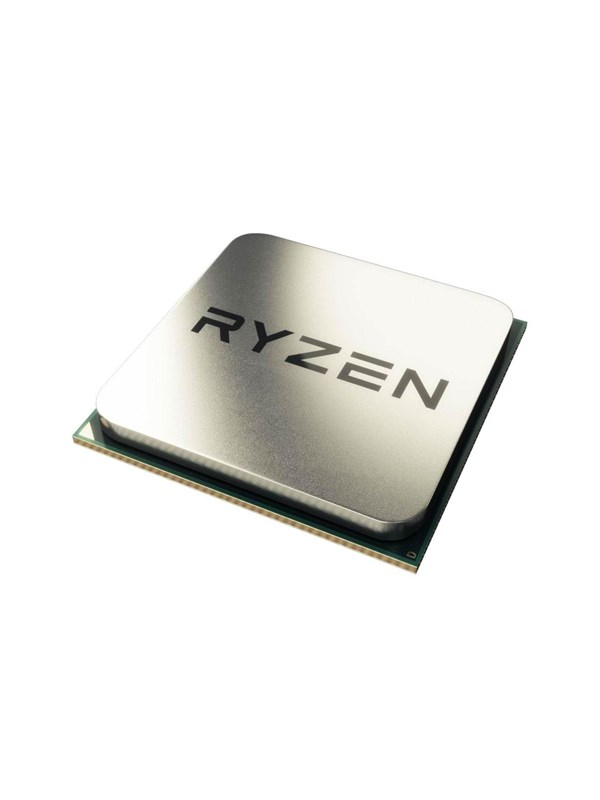 Image of   AMD Ryzen 3 1200 (AF) Wraith Stealth CPU - 4 kerner 3.1 GHz - AMD AM4 - AMD Boxed (PIB - med køler)