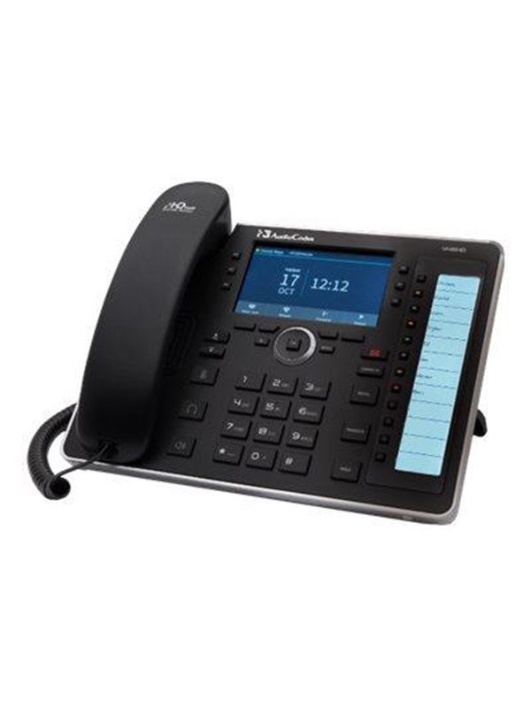 Image of   AudioCodes 445HD IP Phone - Skype for Business Edition - VoIP phone